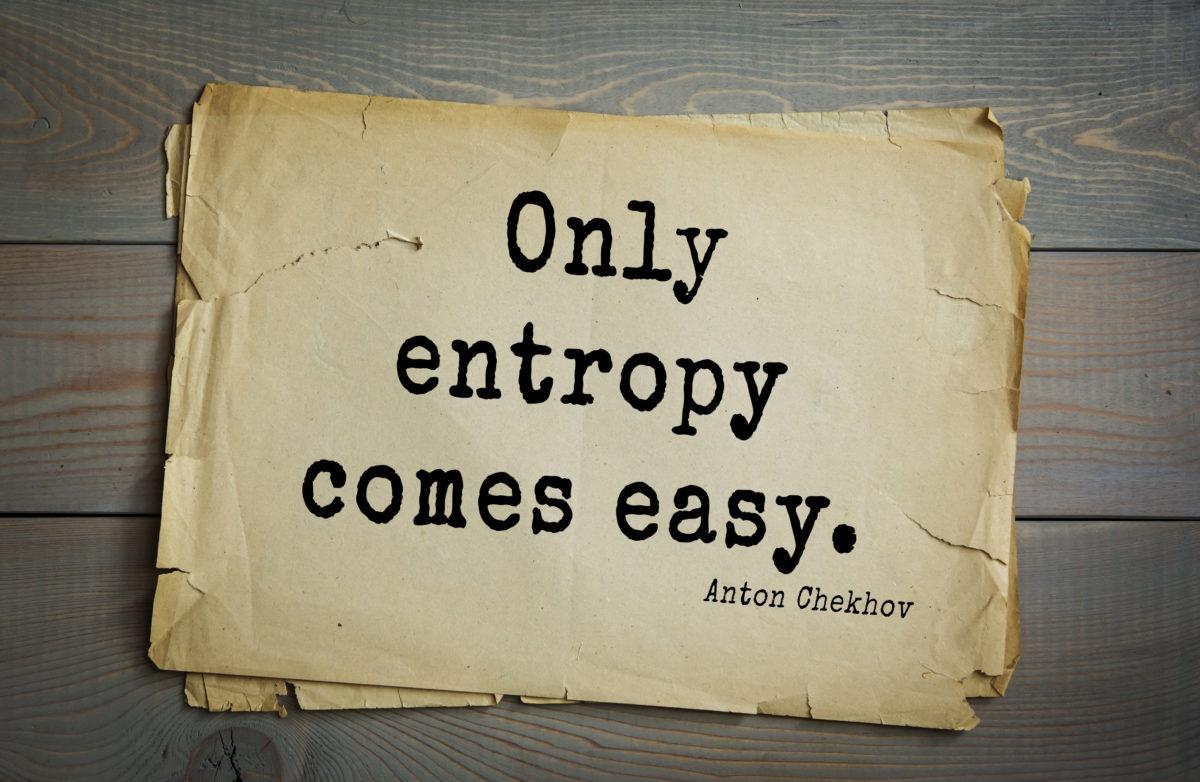 organizational entropy