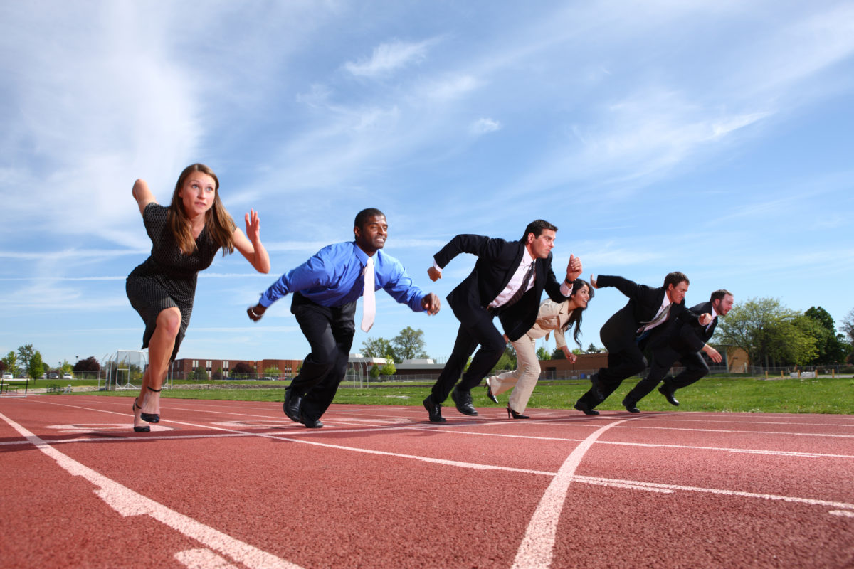 quarterly sprints